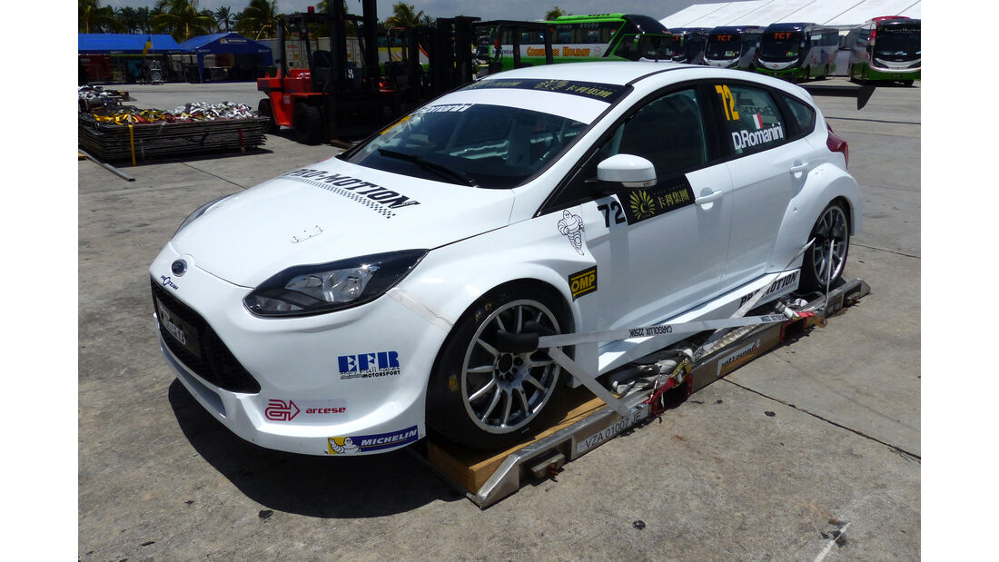 Ford Focus - TCR International - 2015