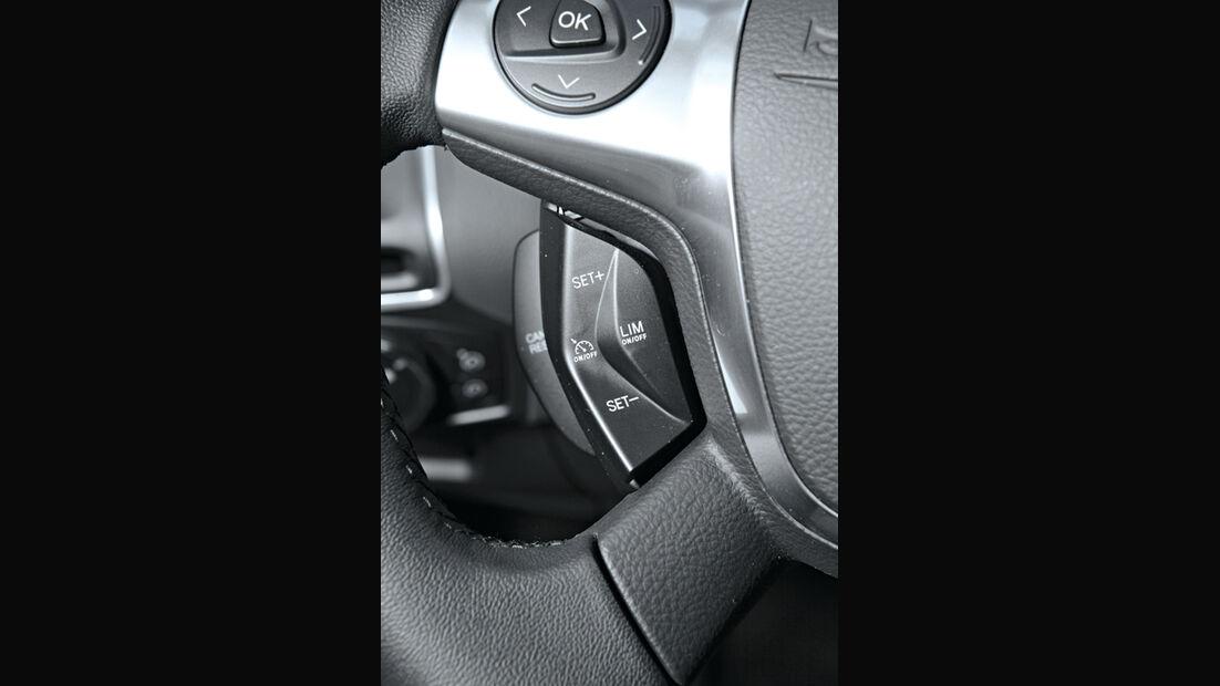 Ford Focus, Tempomat
