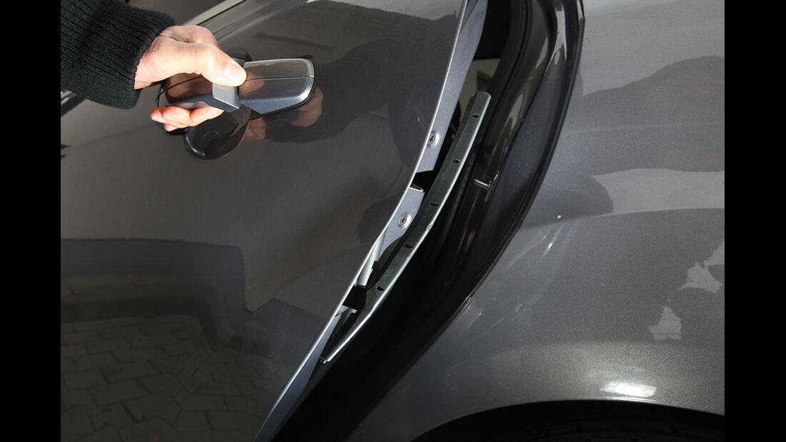 Ford Focus, Türschutz