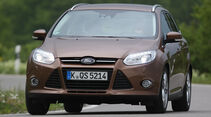 Ford Focus Turnier 1.0 EcoBoost, Frontansicht