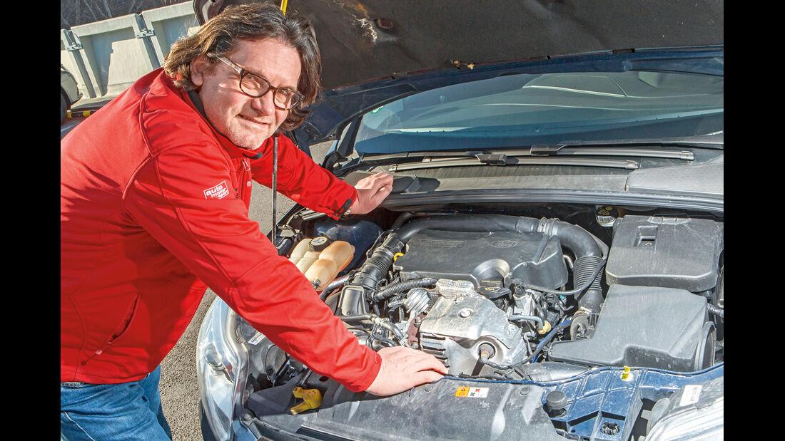 Ford Focus Turnier 1.0 Ecoboost, Heinrich Lingner