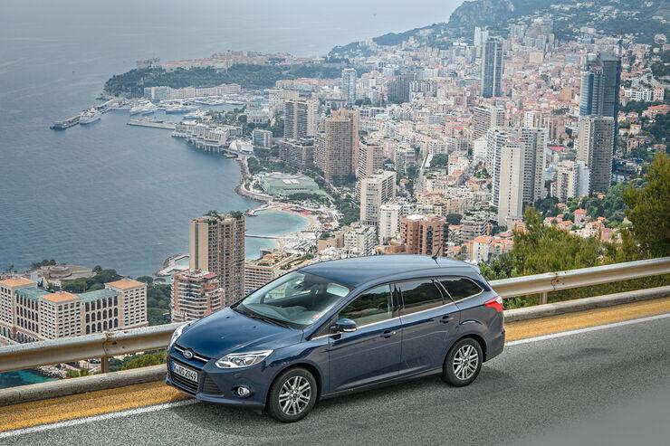 Ford Focus Turnier 1.0 Ecoboost, Monte Carlo