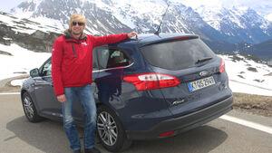 Ford Focus Turnier 1.0 Ecoboost Turnier Titanium, Marcus Peters