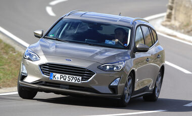 Ford Focus Turnier 1.5 EcoBoost, Exterieur