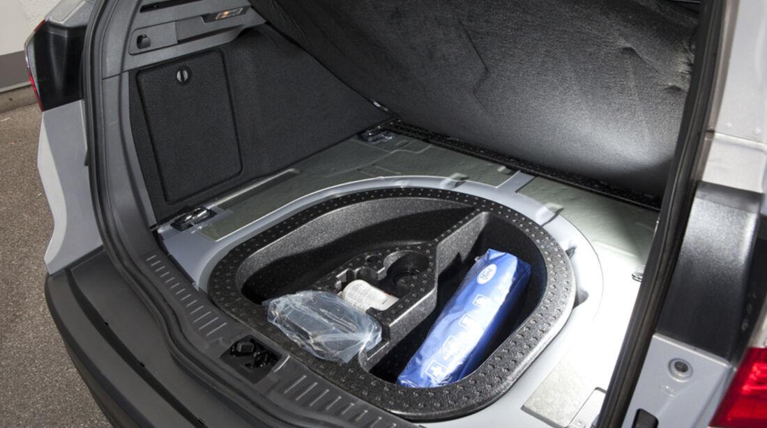 Ford Focus Turnier 1.6 TDCi, Kofferraum