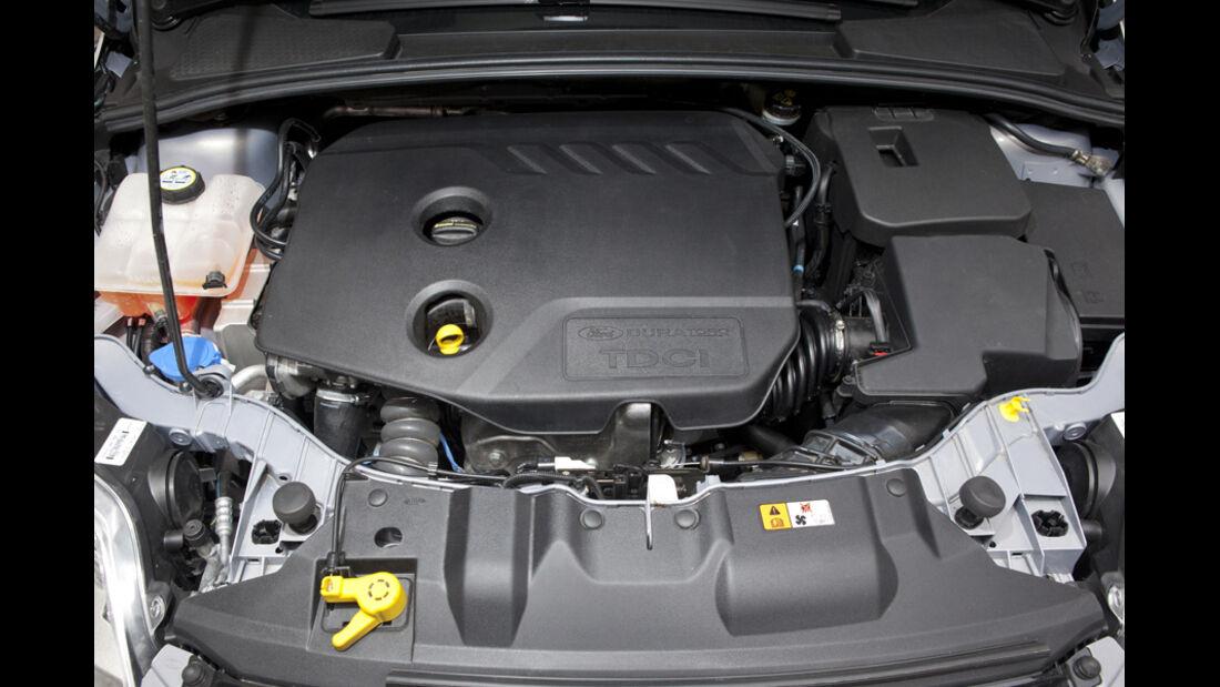 Ford Focus Turnier 1.6 TDCi, Motor