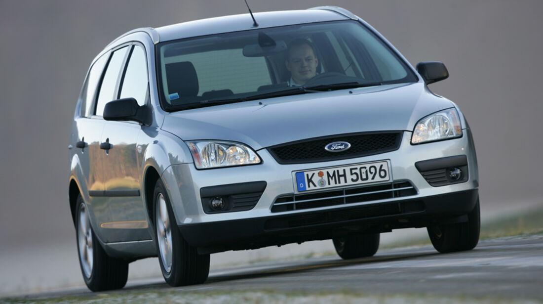 Ford Focus Turnier 1.6