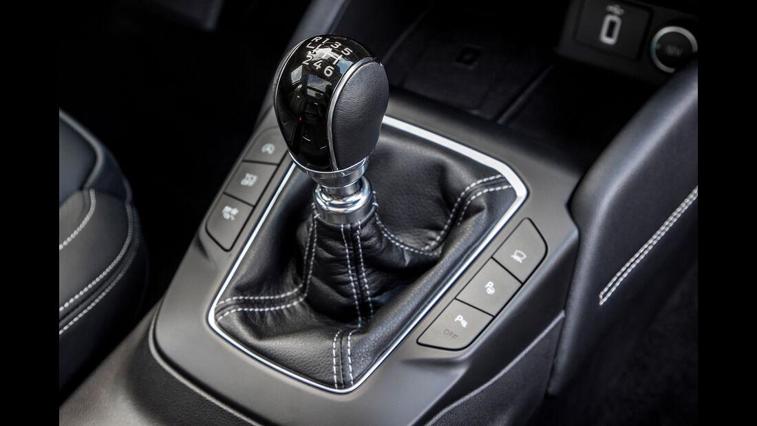 Ford Focus Turnier 2018, Getriebe