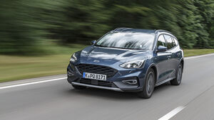 Ford Focus Turnier Active, Exterieur