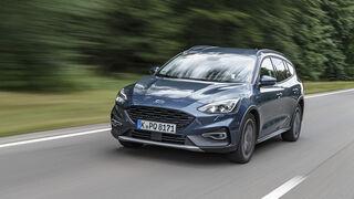 Ford Focus Turnier Active, Exterieur