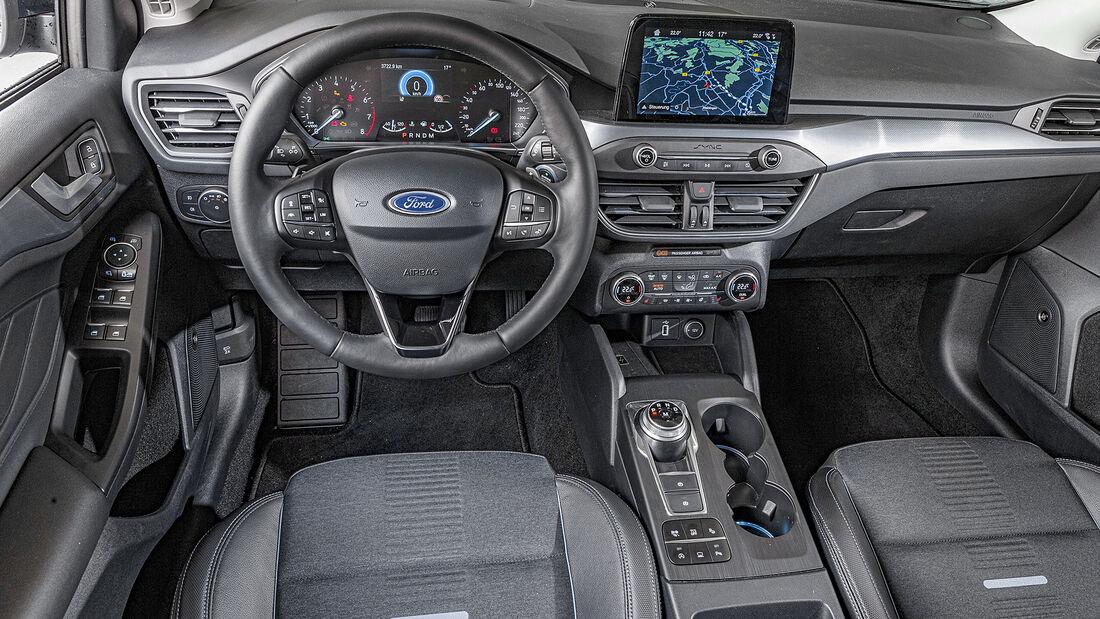 Ford Focus Turnier Active, Interieur