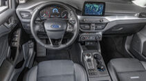 Ford Focus Turnier Active, Interieur