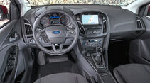 Ford Focus Turnier Interieur