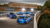 Ford Focus Turnier, Kia Ceed SW, Peugeot 508 SW, Seat Leon ST, Skoda Octavia Combi, Vergleichstest