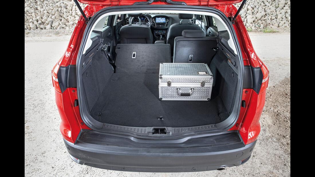 Ford Focus Turnier Kofferraum