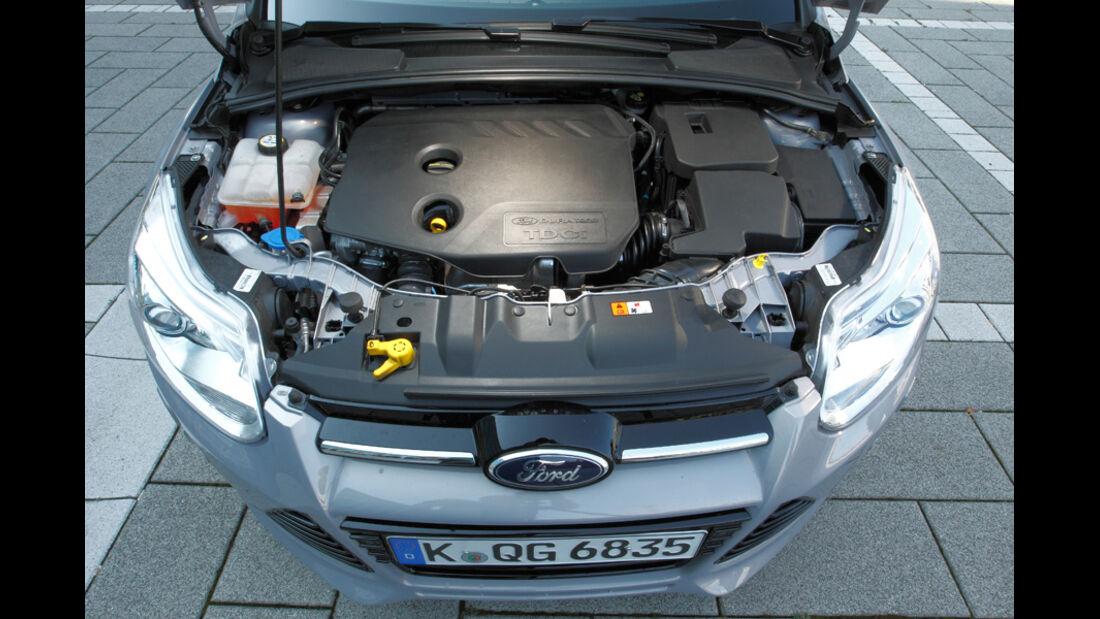 Ford Focus Turnier, Motor