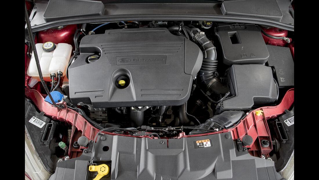Ford Focus Turnier Motor