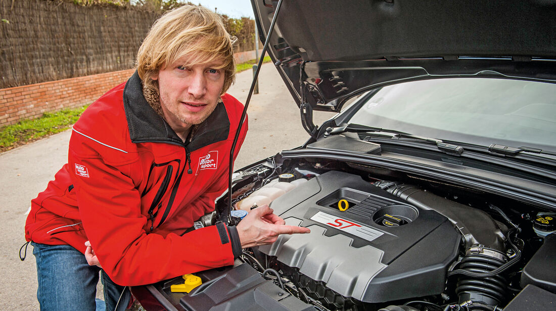 Ford Focus Turnier ST, Motor
