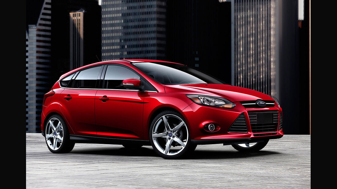 Ford Focus USA 2013