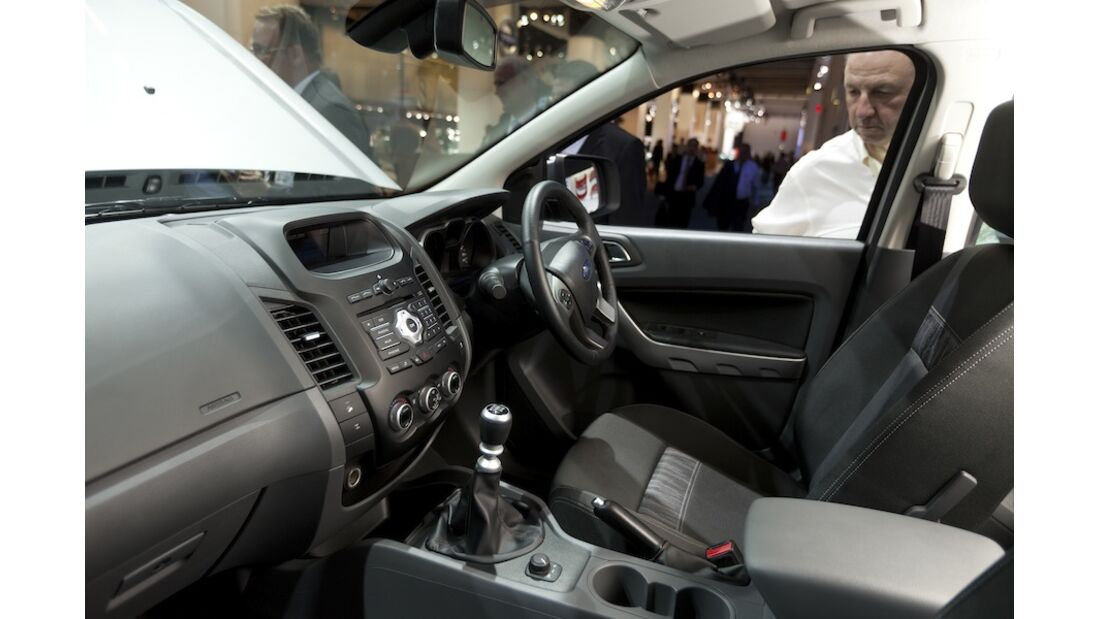 Ford, Frankfurt Motor Show