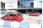 Ford Freigelände IAA 2011 Atmosphäre