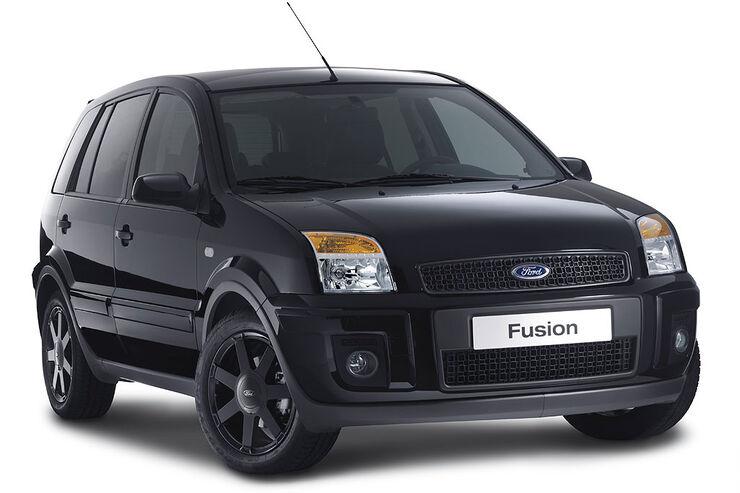 Ford Fusion Black Magic Sondermodell