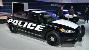 Ford Fusion Police Responder Hybrid