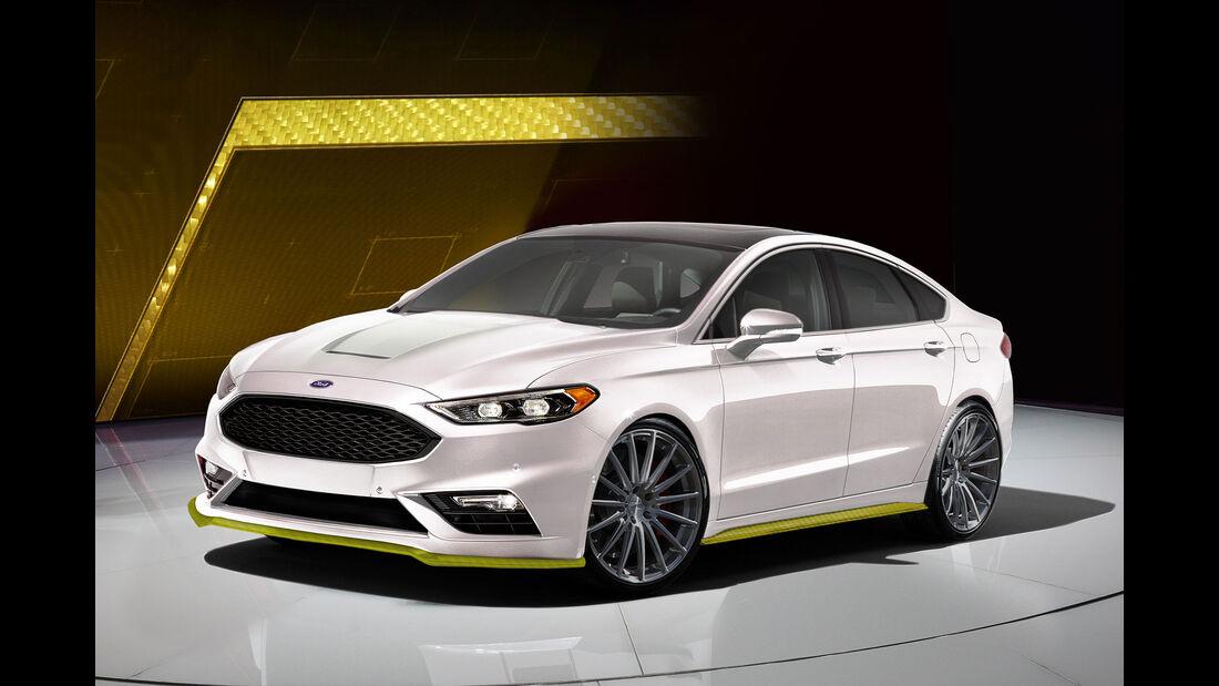 Ford Fusion Webasto Sema 2016