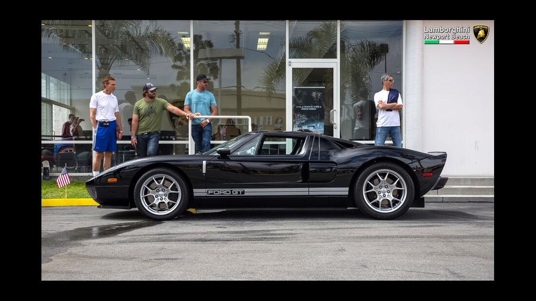 Ford GT - 200 mph Supercarshow - Newport Beach - Juli 2016