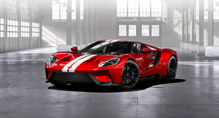Ford GT 2016, Konfigurator, 04/2016