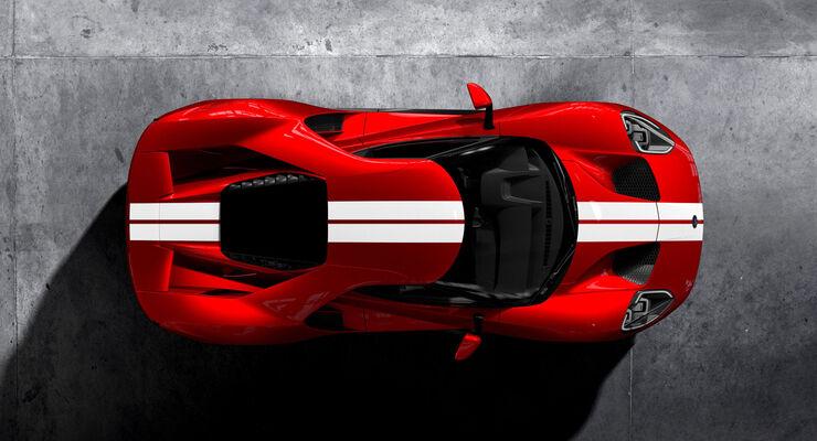Ford GT 2016, Konfigurator, 04/2016