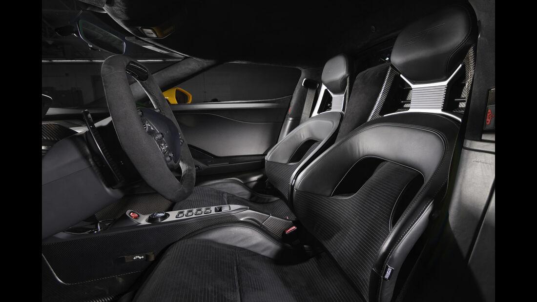 Ford GT (2017) im Fahrbericht