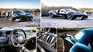 Ford GT 2018 Auktion Bonhams 2020
