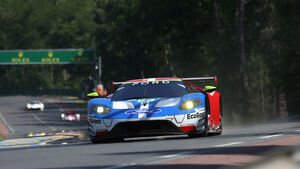 Ford GT - 24h-Rennen Le Mans 2017