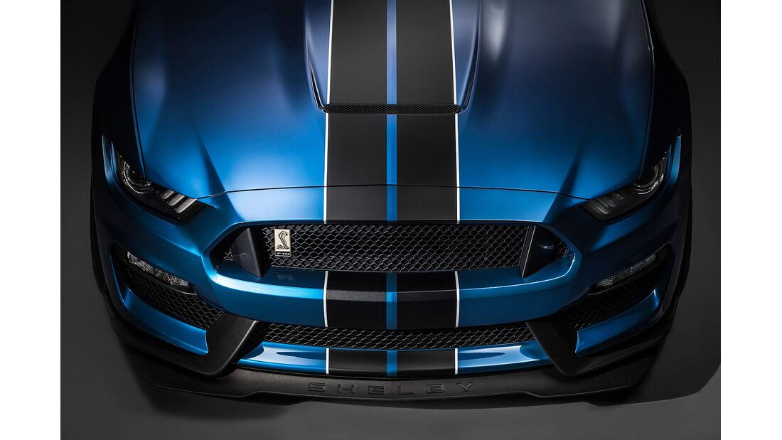 Ford GT 350 R