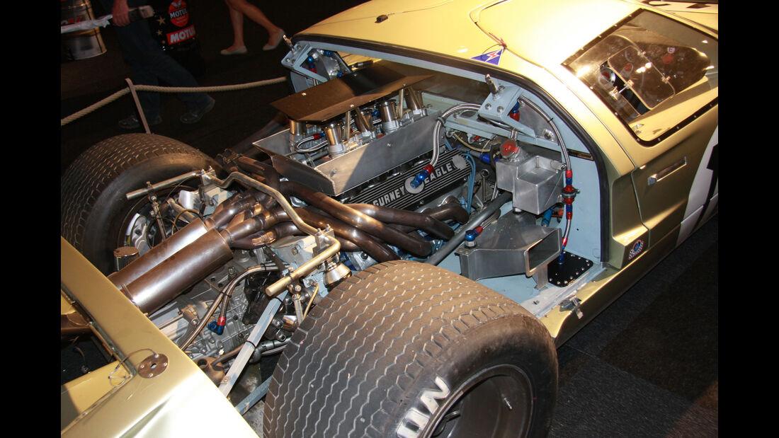 Ford GT 40 #12 1968 - Ausstellung - Le Mans