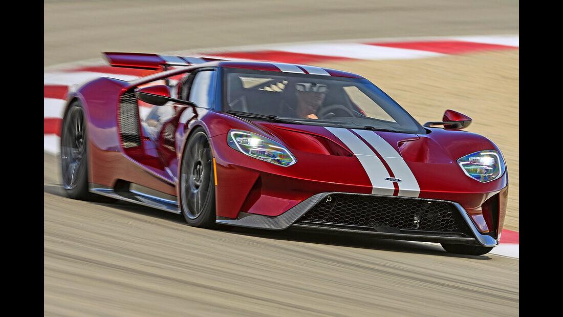 Ford GT, Best Cars 2020, Kategorie G Sportwagen