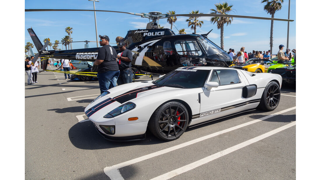 Ford GT - Cars & Copters 2018