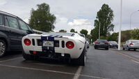 Ford GT - Carspotting - 24h-Rennen Le Mans 2016