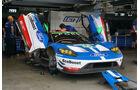 Ford GT - Chip Ganessi Team UK - LMGTE Pro - Startnummer #66 - WEC - Nürburgring - 6-Stunden-Rennen - Sonntag - 24.7.2016