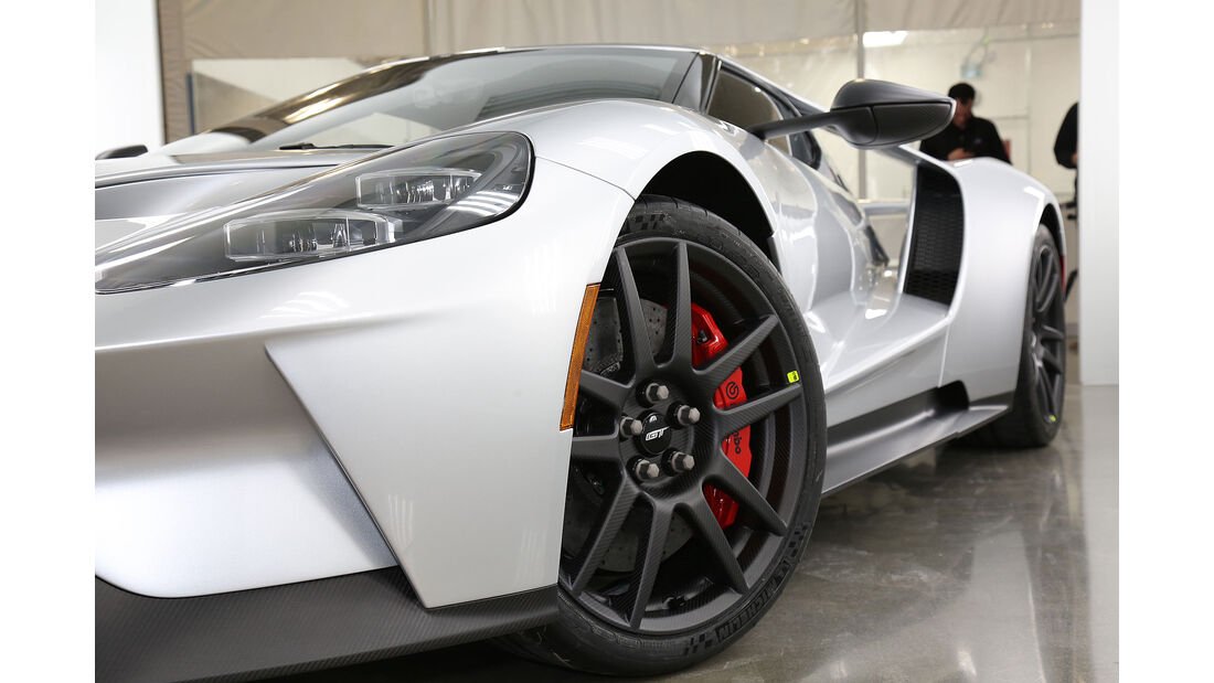 Ford GT Competition