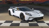 Ford GT, Exterieur