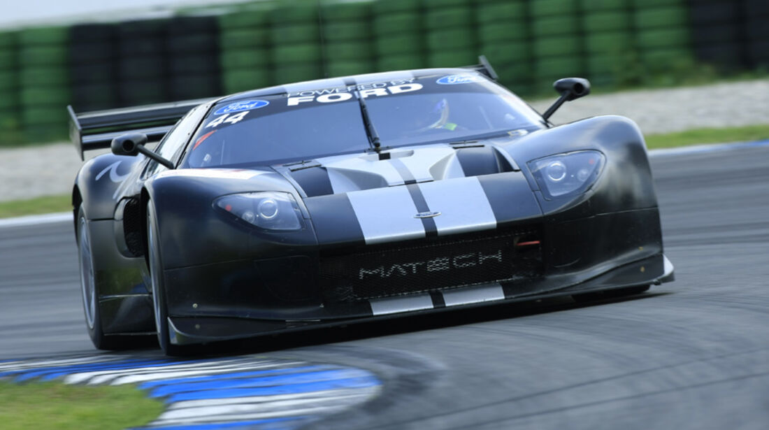 Ford GT GT1 Matech Racing