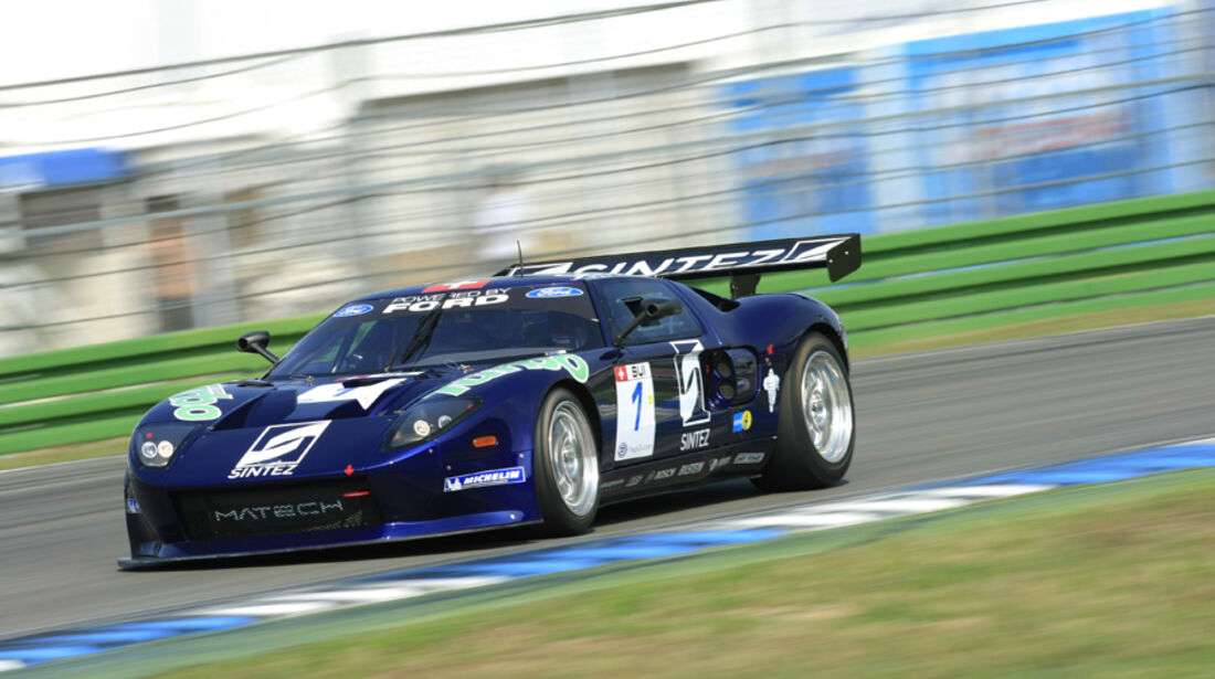 Ford GT GT3/VLN Matech Racing