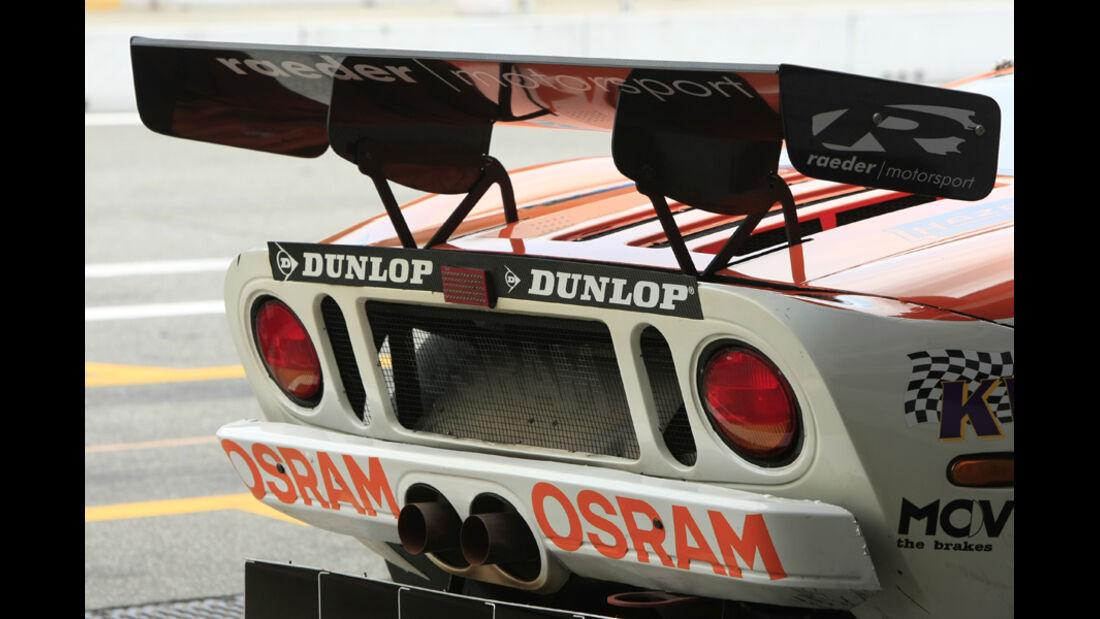 Ford GT GT3/VLN Raeder Motorsport