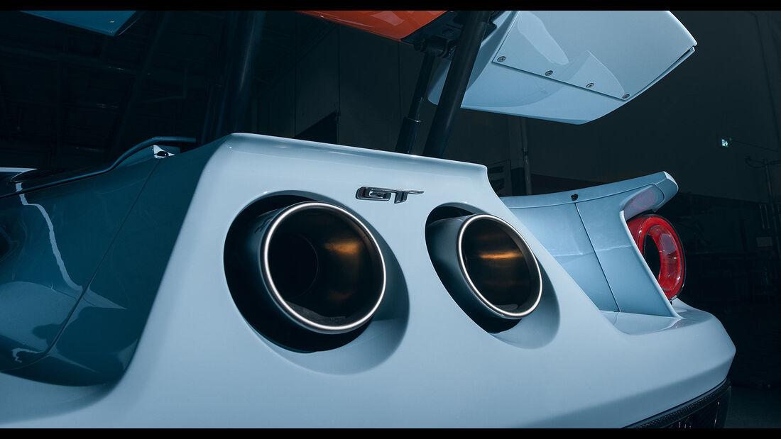 Ford GT Gulf Edition 2020