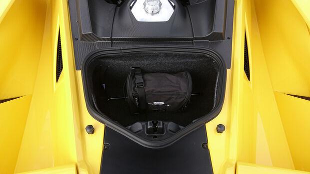 Ford GT Kofferraum
