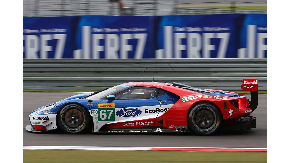 Ford GT - LMGTE Pro - GT-Rennsport