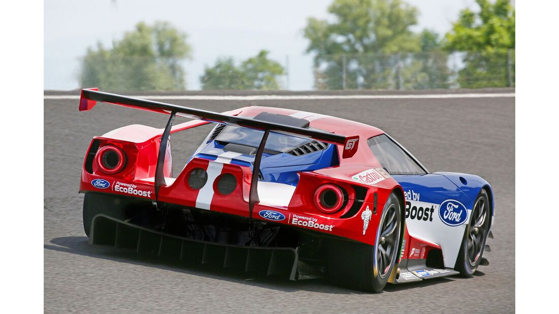 Ford GT Le Mans, FIA WEC