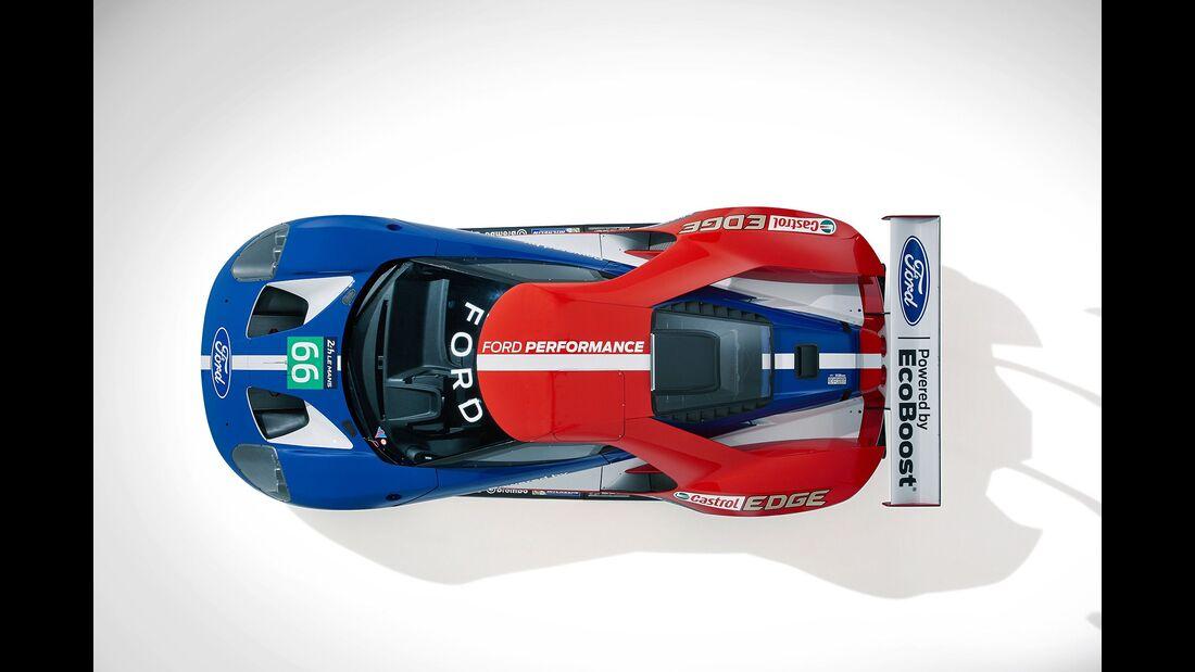 Ford GT Le Mans,  IMSA TUDOR United SportsCar Championship